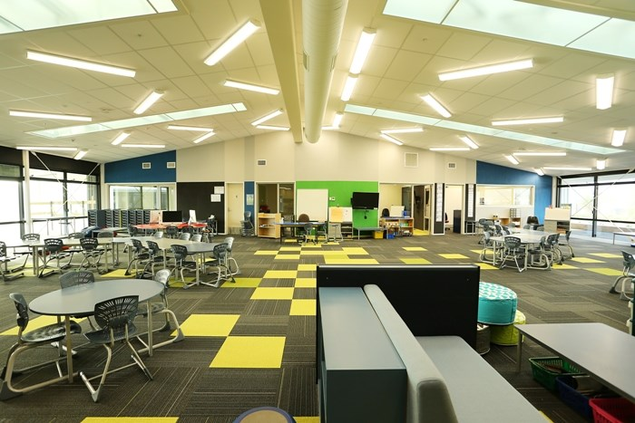 School tours – Three rebuilds that enable collaboration and learner agency