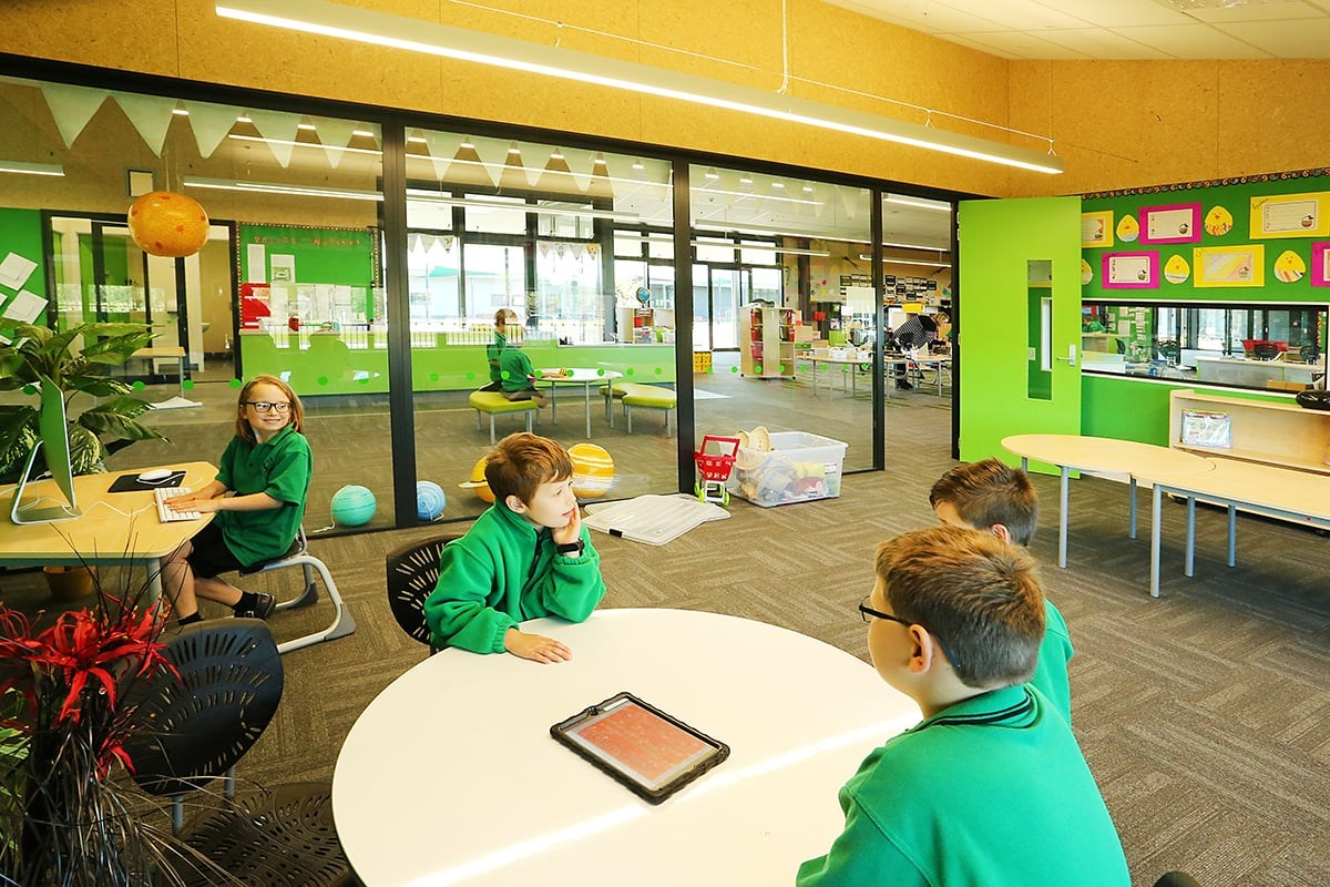 A tour through West Rolleston Primary School
