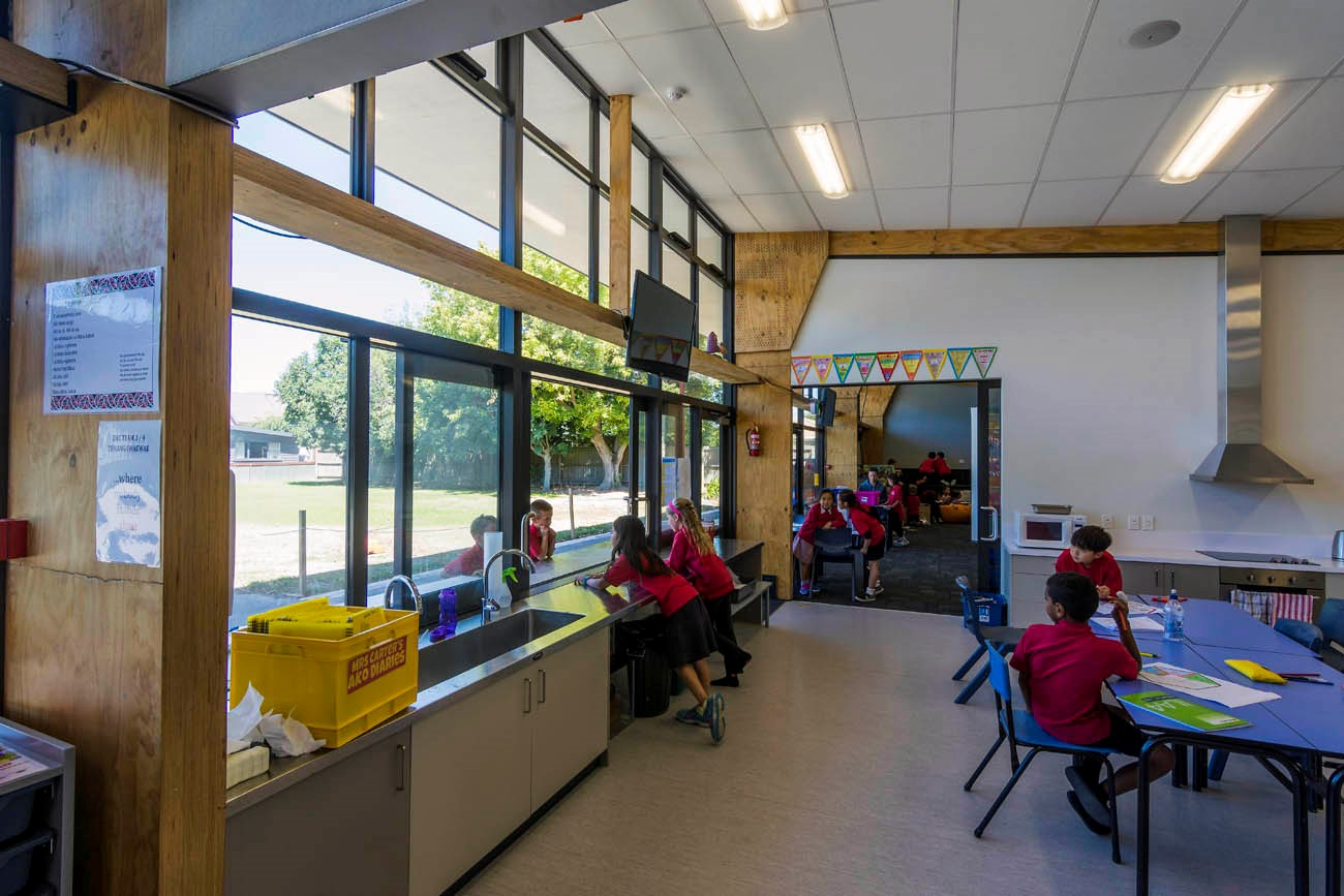 Avonhead School – Our journey through refurbishment