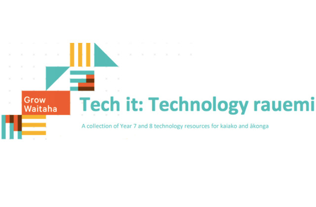 Year 7/8 technology resources